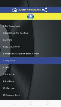 Say Something Lyrics App ポスター