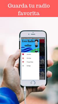 Radio Tica screenshot 2