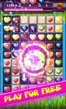 Match 3 Fruit Splash Mania - Puzzle Game screenshot 2
