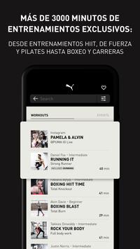 PUMATRAC Home Workouts, Training, Running, Fitness captura de pantalla 7