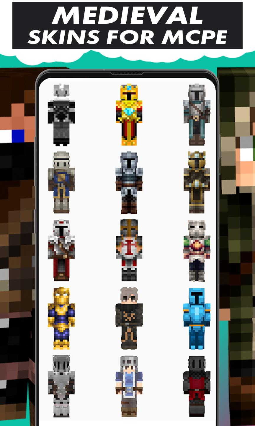 Medieval Skins for Android - APK Download