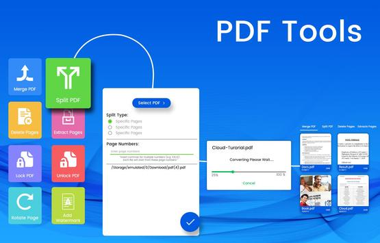 PDF Tools poster