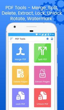 PDF Tools screenshot 1
