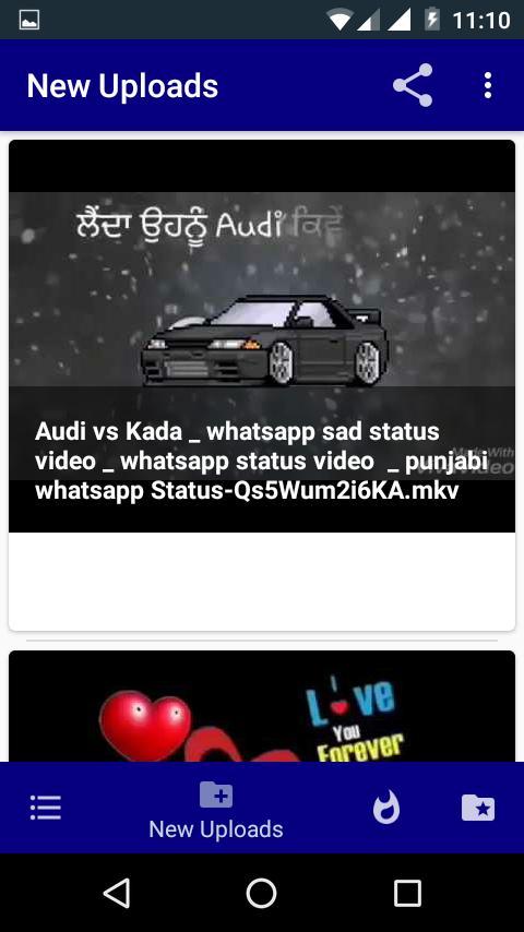 Punjabi Video Status Song, Punjabi Song Status app for