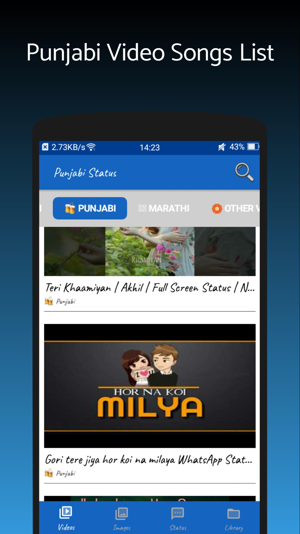 Punjabi Video Status For Whatsapp 2019 For Android Apk