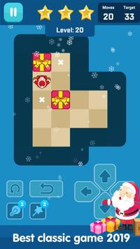 Santa Push Maze - Block puzzle game for Android - APK Download
