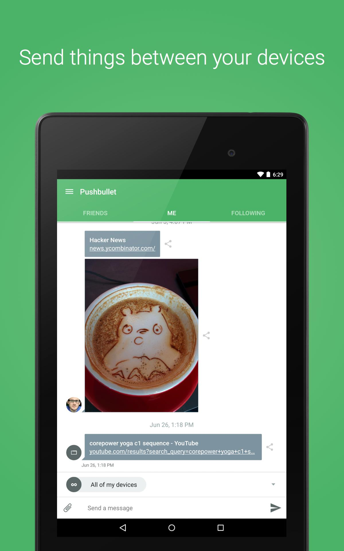 Pushbullet for Android - APK Download