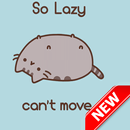 Cute Pusheen Cat WaStickerApps APK Android
