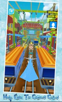 ice queen elsa runner game screenshot 1