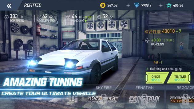 Speed Legend: Racing Game 2019 poster