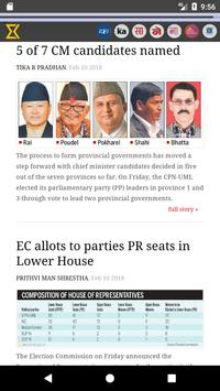 Nepali Newspaper-Web & E-Paper screenshot 8