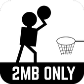 Basketball Black icon