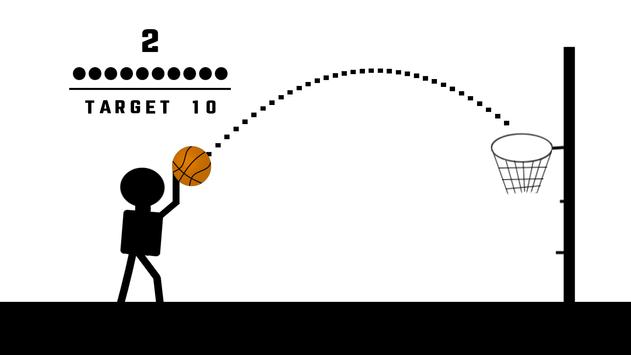 Basketball Black screenshot 1