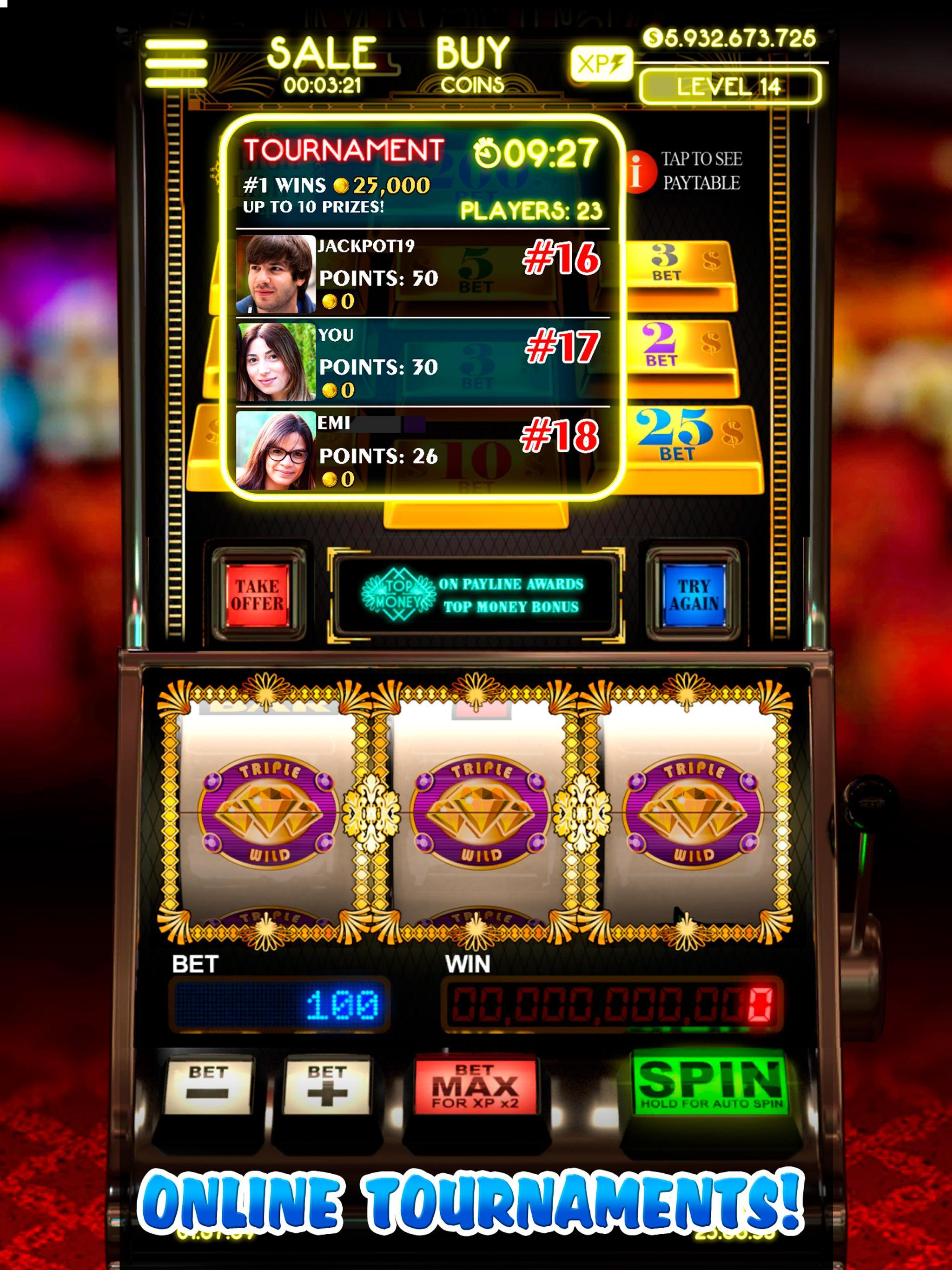 Free Slots Top Money Slot For Android Apk Download
