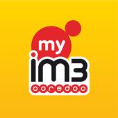 myIM3 आइकन