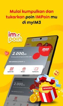 myIM3 Ekran Görüntüsü 2