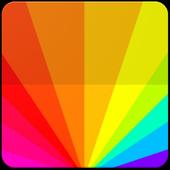 Pure Solid Color Wallpaper icon