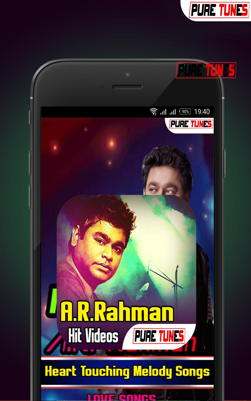 A R Rahman Tamil Hindi Movie Songs For Android Apk Download