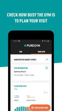PureGym 스크린샷 2