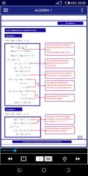 Algebra 1 FREE A-Level Pure Math syot layar 4