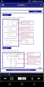 Algebra 1 FREE A-Level Pure Math syot layar 5