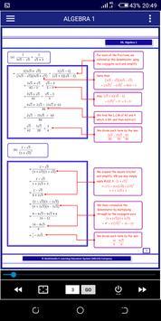 Algebra 1 FREE A-Level Pure Math syot layar 2