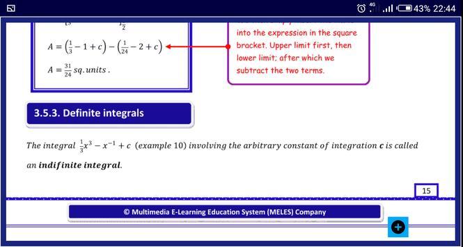 Integration syot layar 8