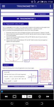 Trigonometry 1 पोस्टर