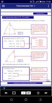 Trigonometry 1 स्क्रीनशॉट 2