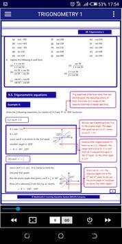 Trigonometry 1 स्क्रीनशॉट 3