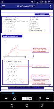 Trigonometry 1 स्क्रीनशॉट 4