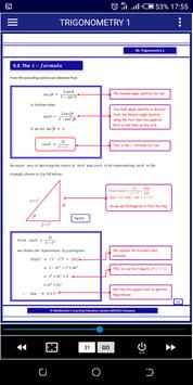 Trigonometry 1 स्क्रीनशॉट 7