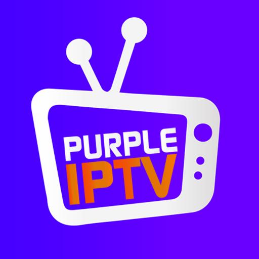IPTV Smart Purple Player