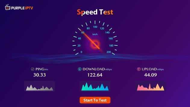 IPTV Smart Purple Player - No Ads syot layar 6