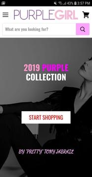 PurpleGirl screenshot 1