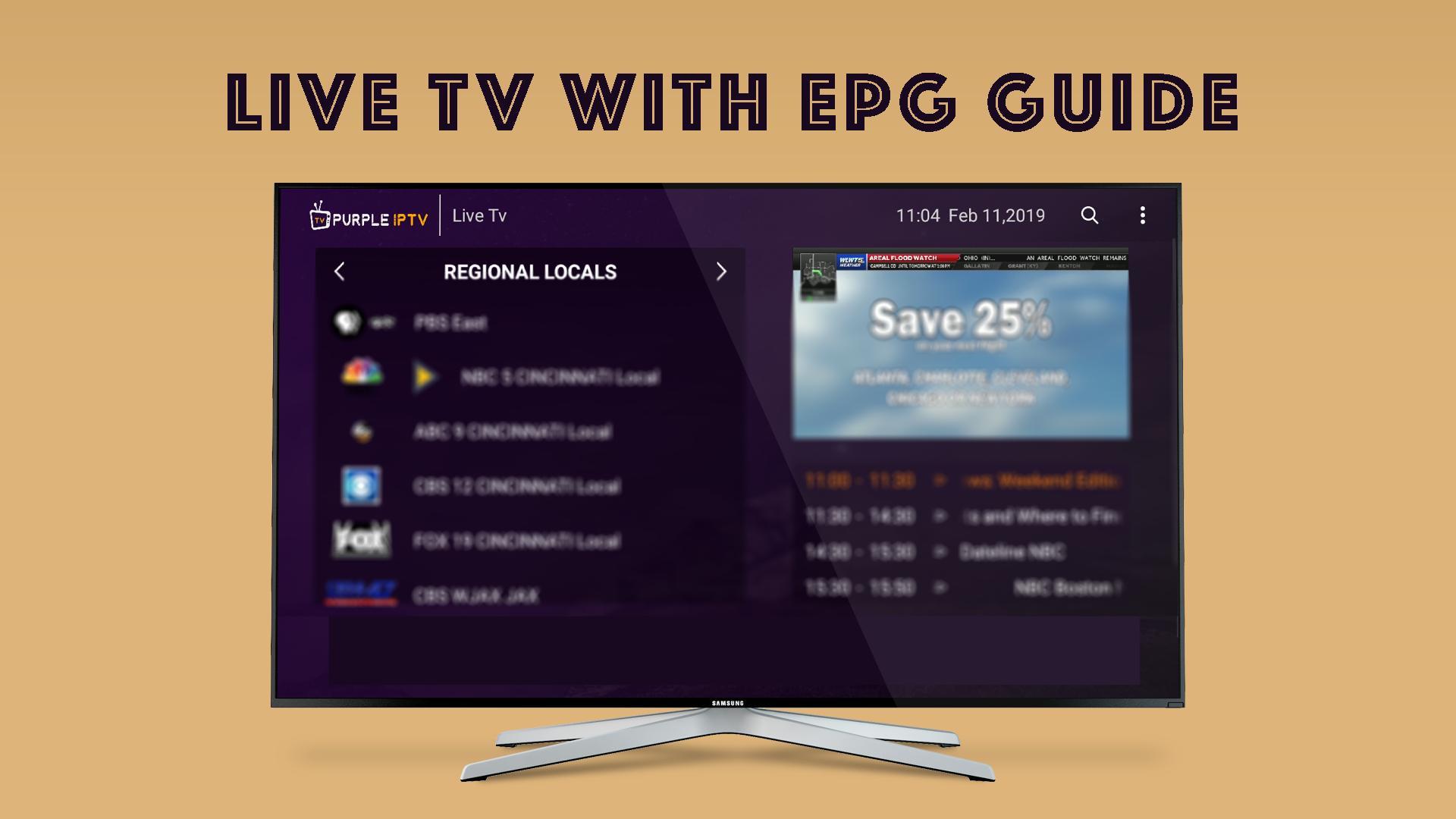 Iptv Tv Guide Apk
