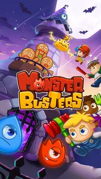 MonsterBusters: Match 3 Puzzle скриншот 4
