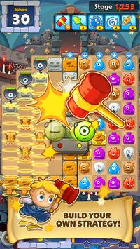 MonsterBusters: Match 3 Puzzle скриншот 3
