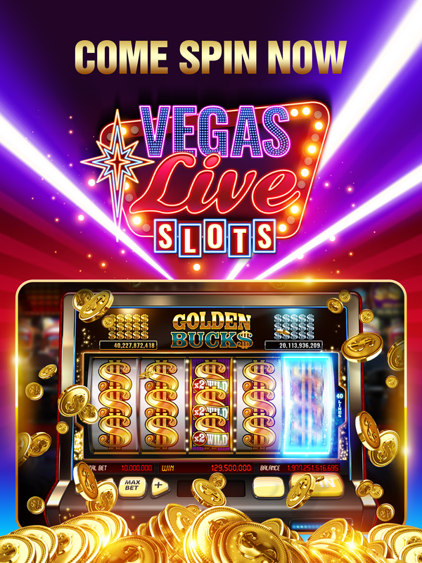 Slots Games Live