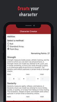 D&D 5e Character Keep screenshot 1
