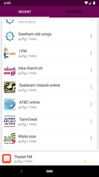 Tamil FM Radio screenshot 7