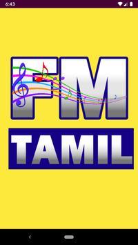 Tamil FM Radio poster