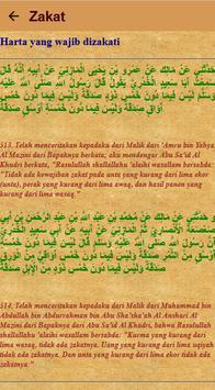 Muwatta Imam Malik Terjemah screenshot 15