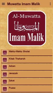 Muwatta Imam Malik Terjemah screenshot 1