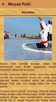 Merpati Putih تصوير الشاشة 14
