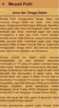 Merpati Putih تصوير الشاشة 15