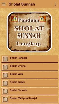 Belajar Sholat Sunnah Lengkap screenshot 9