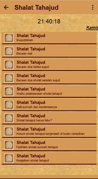 Belajar Sholat Sunnah Lengkap screenshot 3