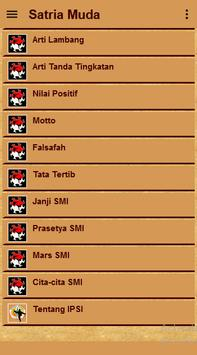 Satria Muda Indonesia screenshot 2