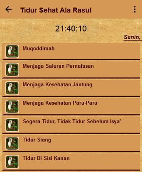 Sehat Ala Rasulullah screenshot 14